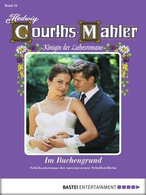 cover image of Hedwig Courths-Mahler--Folge 034