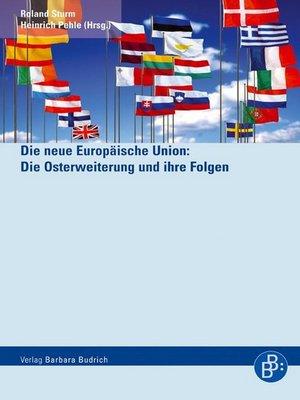 cover image of Die neue Europäische Union