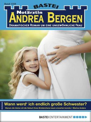 cover image of Notärztin Andrea Bergen 1358--Arztroman