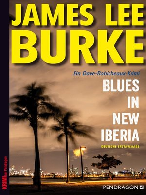 cover image of Blues in New Iberia