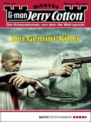 cover image of Jerry Cotton 3275--Krimi-Serie