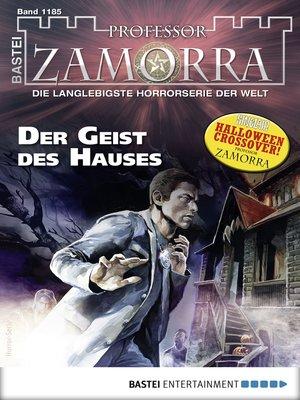 cover image of Professor Zamorra 1185--Horror-Serie