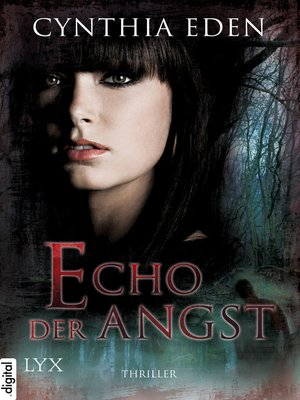 cover image of Echo der Angst