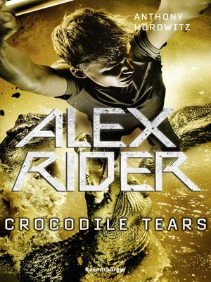 cover image of Alex Rider 8