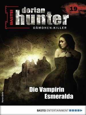cover image of Dorian Hunter 19--Horror-Serie