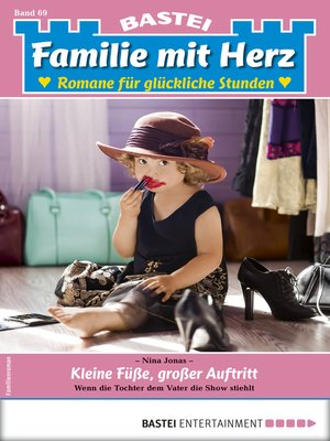 cover image of Familie mit Herz 69--Familienroman