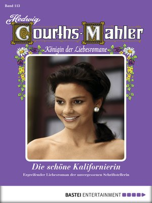 cover image of Hedwig Courths-Mahler--Folge 113
