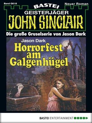 cover image of John Sinclair Gespensterkrimi--Folge 18