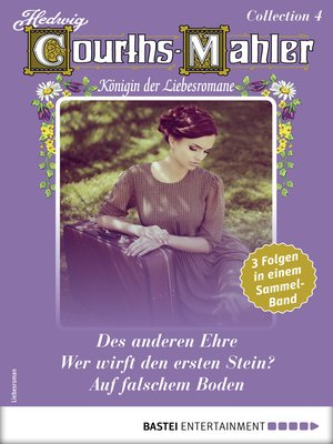 cover image of Hedwig Courths-Mahler Collection 4--Sammelband