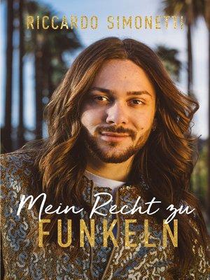 cover image of Mein Recht zu funkeln