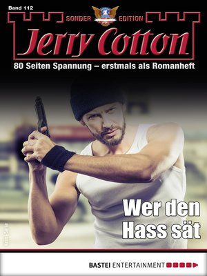 cover image of Jerry Cotton Sonder-Edition 112--Krimi-Serie