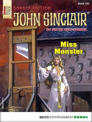 cover image of John Sinclair Sonder-Edition 132--Horror-Serie