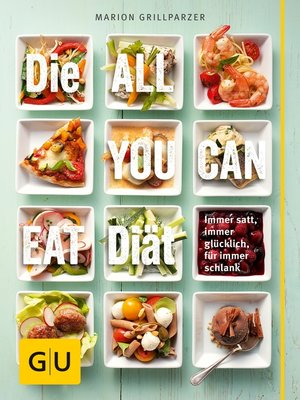 cover image of Die All-you-can-eat-Diät