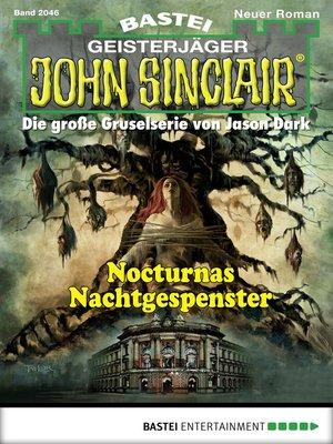 cover image of John Sinclair--Folge 2046