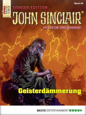cover image of John Sinclair Sonder-Edition--Folge 060