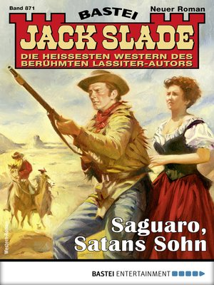 cover image of Jack Slade 871--Western