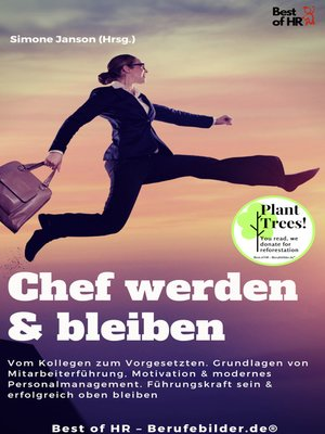 cover image of Chef werden & bleiben