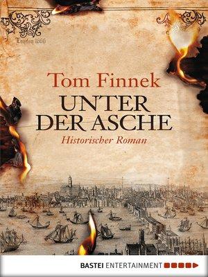 cover image of Unter der Asche
