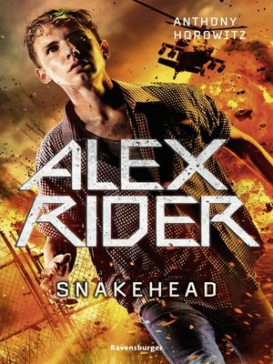 cover image of Alex Rider 7