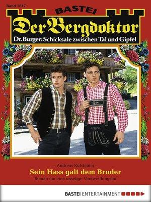 cover image of Der Bergdoktor--Folge 1817