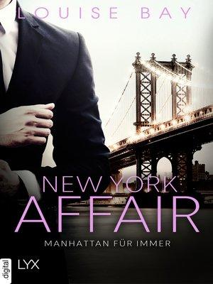 cover image of New York Affair--Manhattan für immer