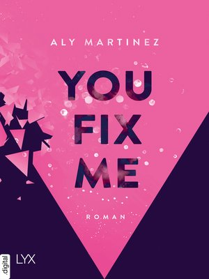 cover image of You Fix Me