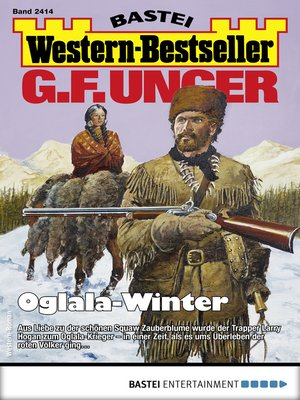 cover image of G. F. Unger Western-Bestseller 2414--Western