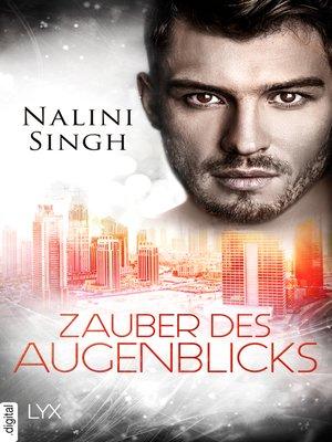cover image of Zauber des Augenblicks