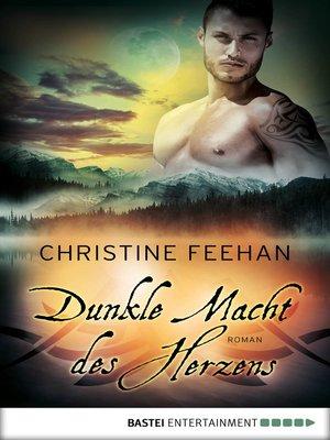 cover image of Dunkle Macht des Herzens