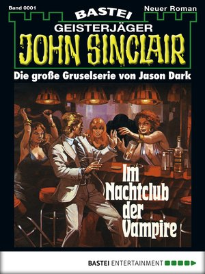 cover image of John Sinclair--Folge 0001