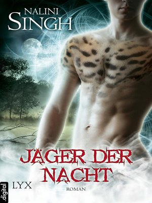 cover image of Jäger der Nacht