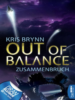 cover image of Out of Balance--Zusammenbruch