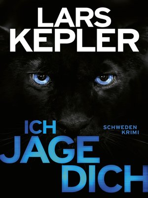 cover image of Ich jage dich