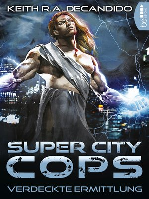 cover image of Super City Cops --Verdeckte Ermittlung