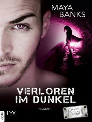 cover image of KGI--Verloren im Dunkel