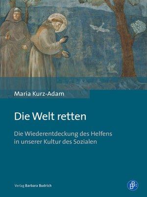 cover image of Die Welt retten