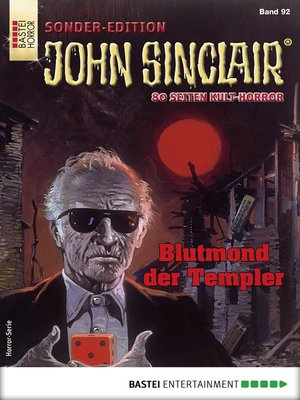 cover image of John Sinclair Sonder-Edition 92--Horror-Serie