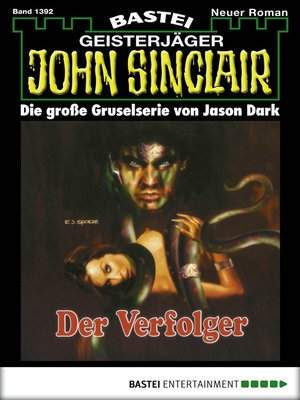 cover image of John Sinclair--Folge 1392