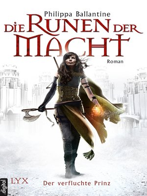cover image of Die Runen der Macht--Der verfluchte Prinz