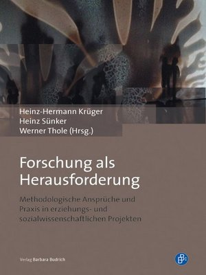 cover image of Forschung als Herausforderung