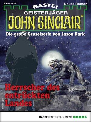 cover image of John Sinclair 2129--Horror-Serie