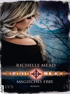 cover image of Bloodlines--Magisches Erbe