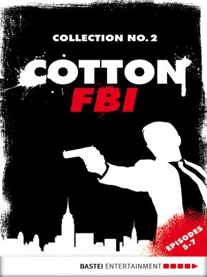 cover image of Cotton FBI Collection No. 2