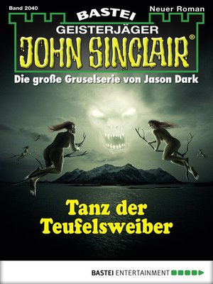 cover image of John Sinclair--Folge 2040
