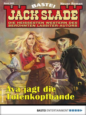 cover image of Jack Slade 860--Western