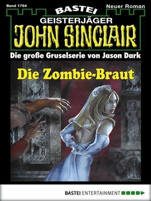 cover image of John Sinclair--Folge 1794