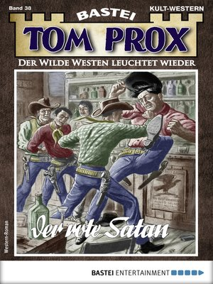 cover image of Tom Prox 38--Western