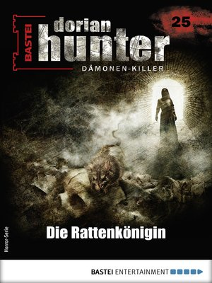 cover image of Dorian Hunter 25--Horror-Serie