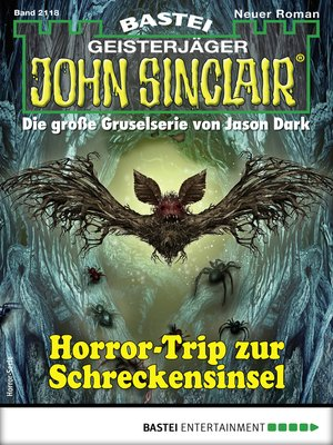 cover image of John Sinclair 2118--Horror-Serie