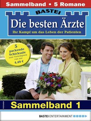 cover image of Die besten Ärzte 1--Sammelband